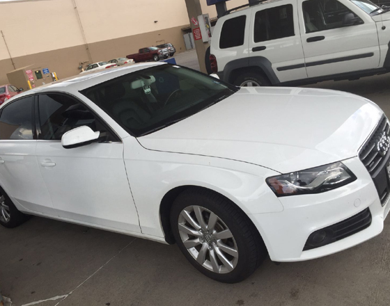 2011 AUDI A4 -- Moving Out
