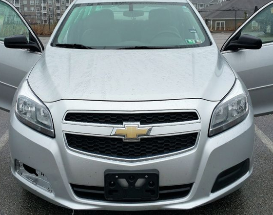 2013 Chevrolet Malibu LS Sedan, only 50000 miles