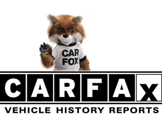 sms or email for car fax reports. bank...
