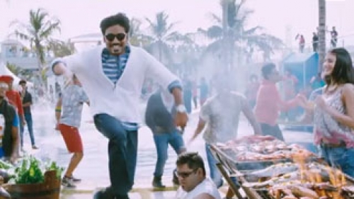 anegan official teaser