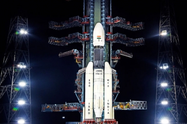 American Scientists Full of Beans Ahead of Chandrayaan-2 Landing