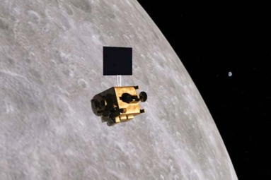 Lost Chandrayaan-1 found after 8 years