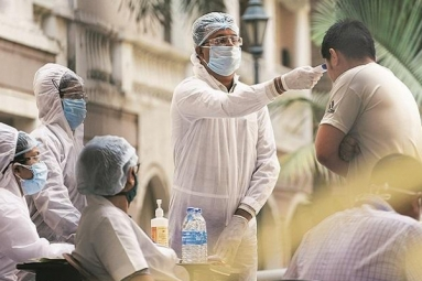 Coronavirus cases in India cross 10,000; death toll at 339