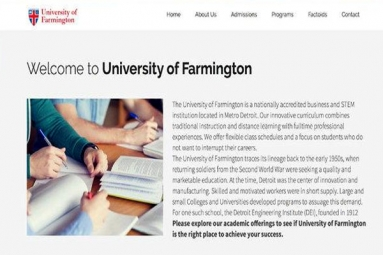 Farmington University Scam: U.S. Officials Violated Guidelines with Fake Facebook Profiles, Says FB