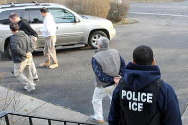 More Than 200 Arrested During ICE Raids In Pennsylvania