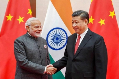 China's stagnation, India's gain