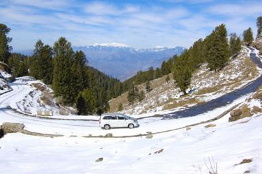 Ideal winter destinations in India