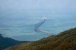 World's Longest Sea Bridge Between China-Hong Kong to Open Shortly