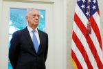 Mattis Condemns Russia for Influence-Peddling in Macedonia