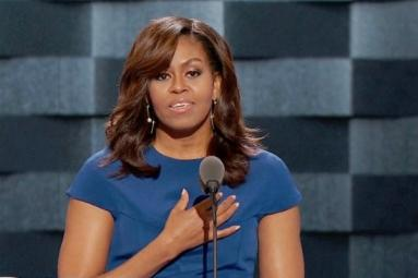 Michelle Obama says America 'needs an adult' in White House!
