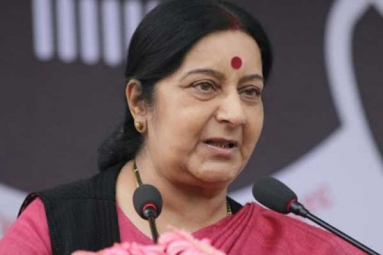 Govt. Framing New Law to Tackle Problems in NRI Marriages: Sushma Swaraj
