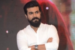 Ram Charan's Next gets an Interesting Title?