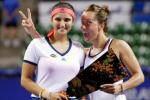Sania Mirza-Barbora Strycova Clinch Pan Pacific Open Title!