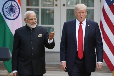 President Donald Trump thanks PM Modi over faster exports of hydroxychloroquine