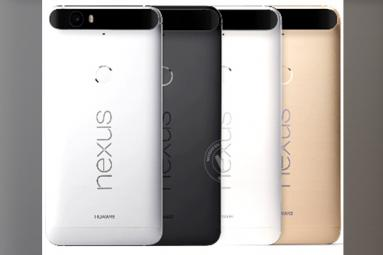 Google Unveils Two Nexus Smartphones At Same Time
